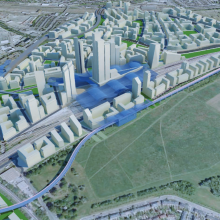 Old Oak Common Proposed View NovaLoca Blog