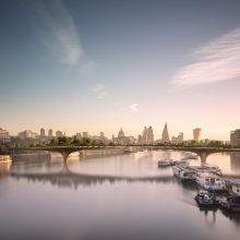 Garden Bridge London commercial property for and to let office retail industrial