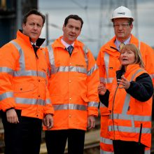 HS3 plans David Cameron and George Osborne Commercial Property
