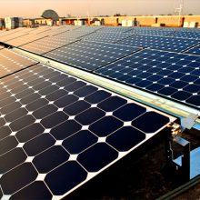 Solar Panels can boost the value of commercial property