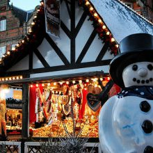 Nottingham Christmas market 2014 best places for shopping business retail commercial property
