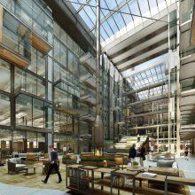 Battersea power station office development 2