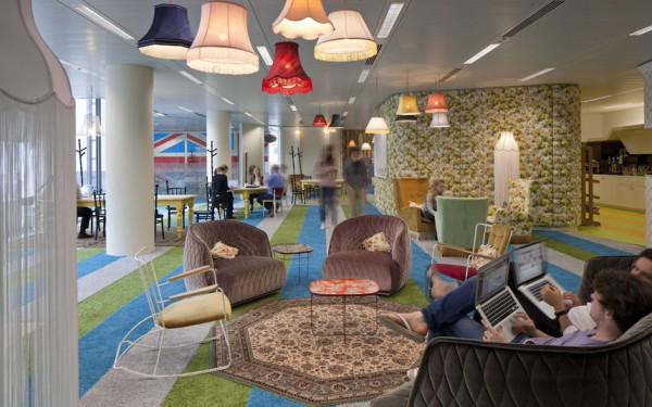 google offices world. Google Amsterdam Offices World