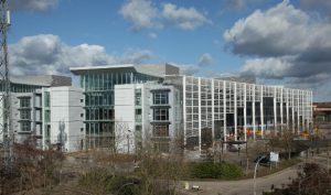Network Rail HQ Milton Keynes