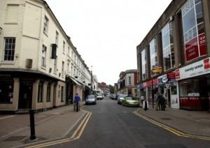 St Giles Street, Northampton
