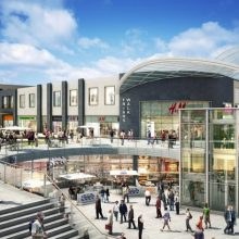 Retail leisure development