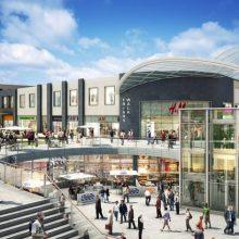 Retail leisure development