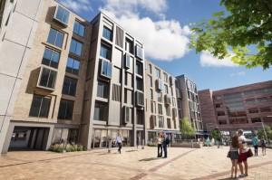 Jesmond Three Sixty mixed-use developments