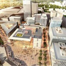 Central Square Cardiff