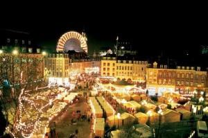 Edinburgh European Christmas Market