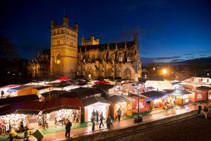 Exeter Christmas Fair
