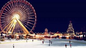 London Winter Wonderland Hyde Park