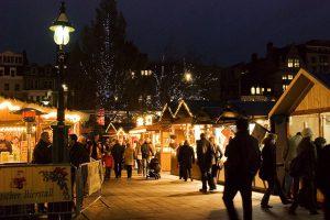 Newcastle Continental Christmas market