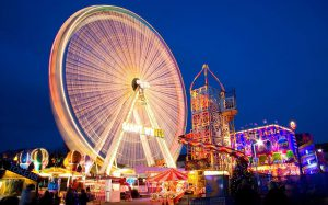 Swansea Christmas Market and Waterfront Winterland