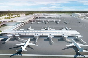 Airport expansion Manchester