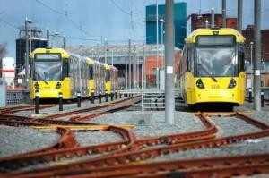 Metro Link Manchester