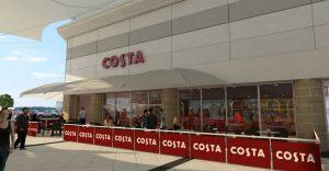 Costa coffee future