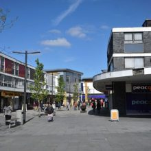 Farnborough town centre
