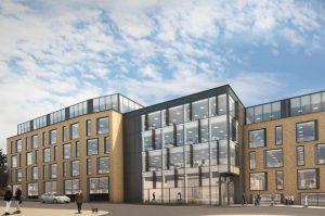 Uxbridge town centre redevelopment