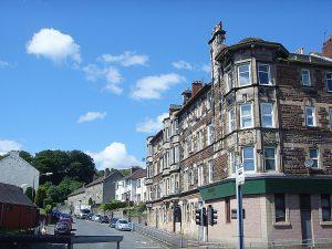 Barrhead town centre revitalisation