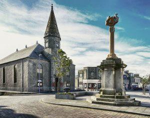 Fraserburgh town centre - Scottish revitalisation