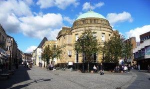 Kilmarnock town centre revitalisation