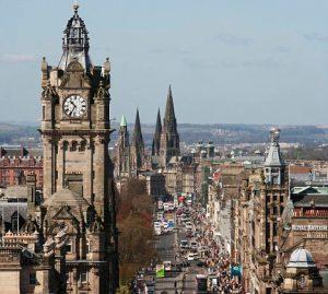 Edinburgh economy