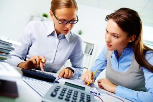 Get an accountant for your new business