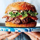 Gourmet burgers or fast food