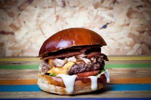 Meatcure gourmet burger