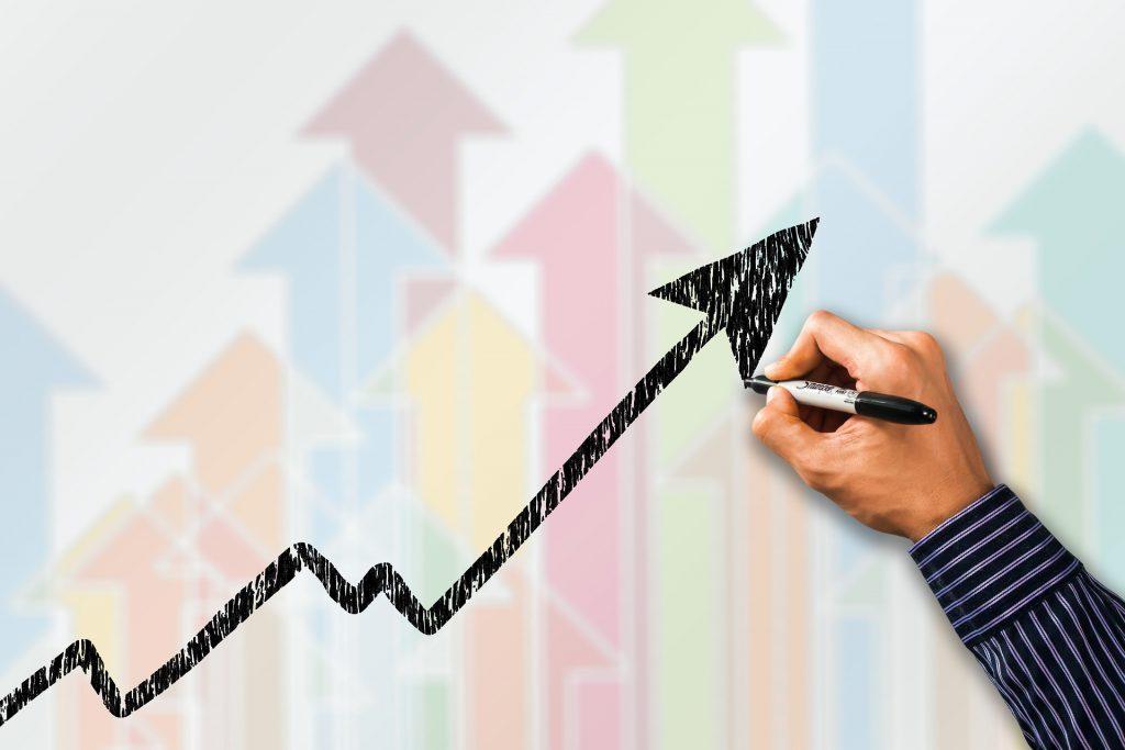 business rates climbing
