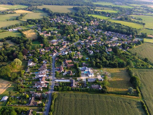 Oxfordshire Village