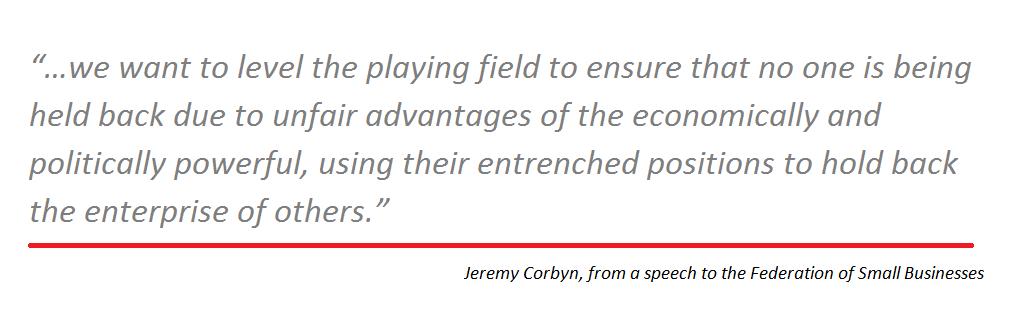 Jeremy Corbyn Quote