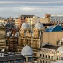 rooftop view of Glasgow