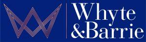 Whtye & Barrie Logo
