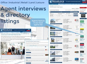 Agent Interviews and directory listings